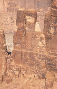 Rock Climbing Photo: The Cauldrons as seen from the rim of Hell Roaring...