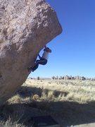 Rock Climbing Photo: T. Butler