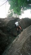 Rock Climbing Photo: Lie Detector