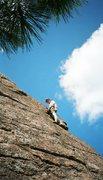Rock Climbing Photo: J.C. Superstar