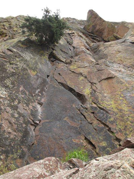 Rock Climbing Photo: Ruper start