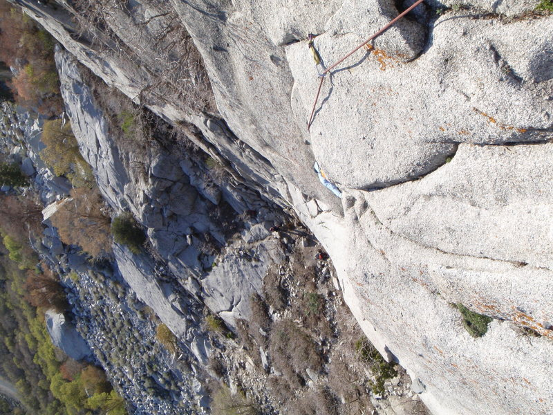 Rock Climbing Photo: Schoolroom