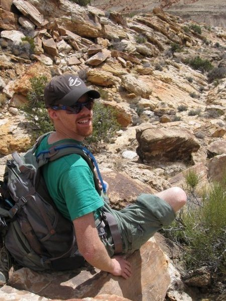 Rock Climbing Photo: Jeff Guest Profile Pic