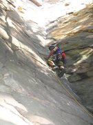 Rock Climbing Photo: Rock Wars at RRG is just a superb crack.