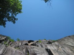 Rock Climbing Photo: poke-o-moonshine