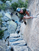 Rock Climbing Photo: The crux of Molar Concentration!      How many mol...