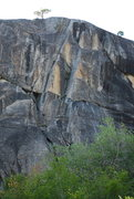 Rock Climbing Photo: This is a picture of Childhood's Beginning and Chi...