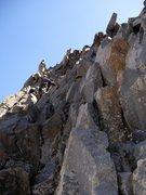 Rock Climbing Photo: Wilson