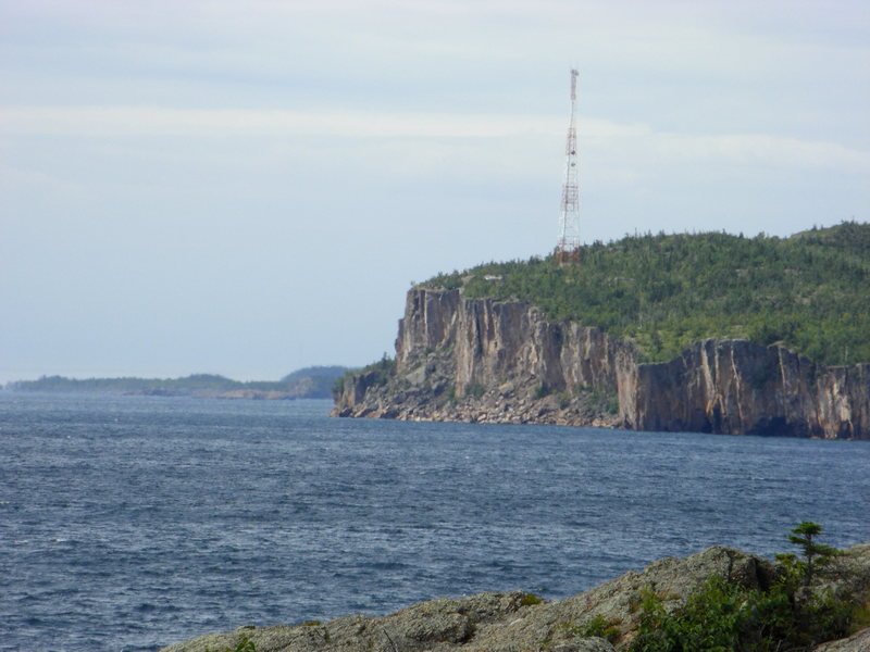 The Head from Shovel Point.
