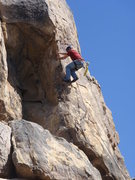 Rock Climbing Photo: Crown of Thorns