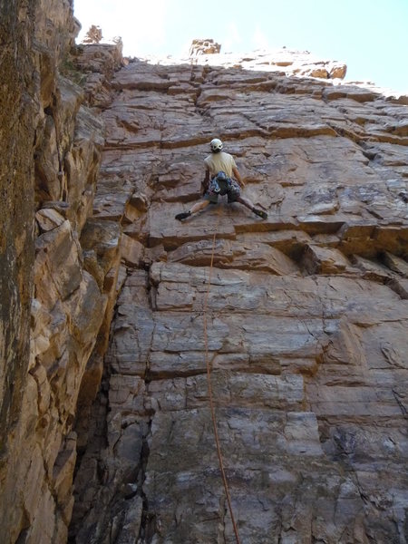 Rock Climbing Photo: It looks good, but looks are deceiving. Photo: Rot...