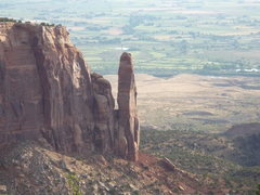 Rock Climbing Photo: Spires don't get much better.