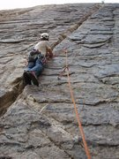 Rock Climbing Photo: starting to believe
