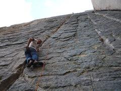 Rock Climbing Photo: Awesome rock!