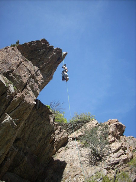 Rock Climbing Photo: bonzi
