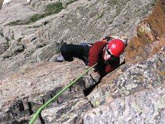 Rock Climbing Photo: SW Corner/ Saber