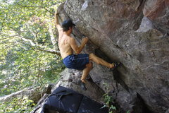 Rock Climbing Photo: 45 Left.