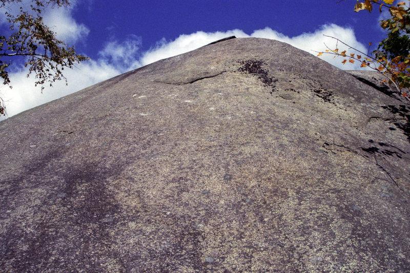 Rock Climbing Photo: First Slab