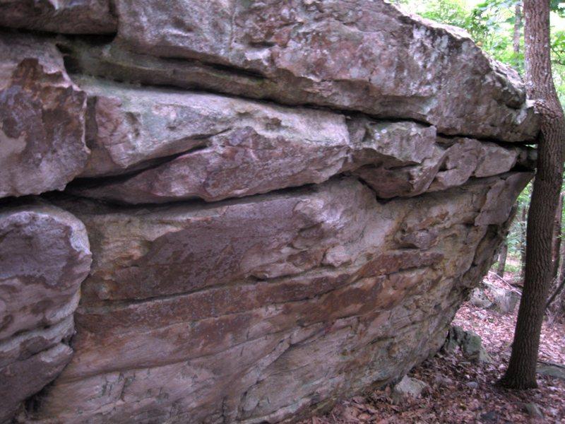 The Above Boulder<br>