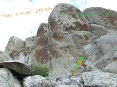 Rock Climbing Photo: Check it