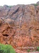 Rock Climbing Photo: Route #1