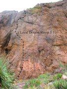 Rock Climbing Photo: Route #5