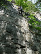 Rock Climbing Photo: route