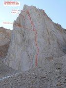 Rock Climbing Photo: THE HULK!