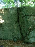 Rock Climbing Photo: Looks like a good warmup