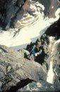 Rock Climbing Photo: NE Ridge, Mt Alberta  1991