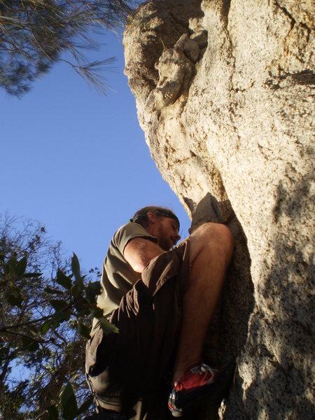 Boulder Gulch, Lake Isabella