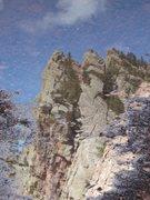 Rock Climbing Photo: Redgarden Wall