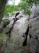 "Rock Climbing Photo: The right face seen here is ""Pantry Right&quo..."