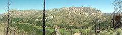 Rock Climbing Photo: Hidden Valley view.