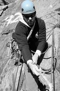 Rock Climbing Photo: PW @ a Self-Rescue Clinic taught by Marc Chauvin a...
