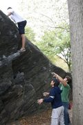 Rock Climbing Photo: Bouldering in CP