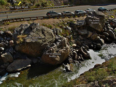 "Rock Climbing Photo: Photo beta for ""The little Eiger Boulders.&qu..."