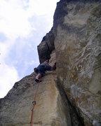 Rock Climbing Photo: Naked at 7-11