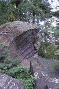 Rock Climbing Photo: Half Dome.