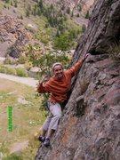 Rock Climbing Photo: Storm Mountain, May 09