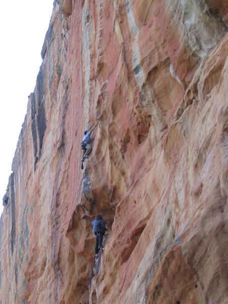"Rock Climbing Photo: Hey Mono here is a shot where you were not ""c..."