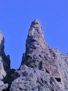 Rock Climbing Photo: The Saber/ RMNP