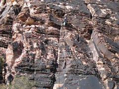 Rock Climbing Photo: Nothing but fun, fun, fun on BL!