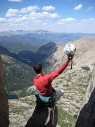 Rock Climbing Photo: Doin' the bulldance, feelin' the flow!