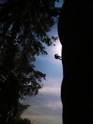 Rock Climbing Photo: alex, post first ascent