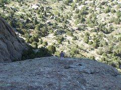 Rock Climbing Photo: Zach