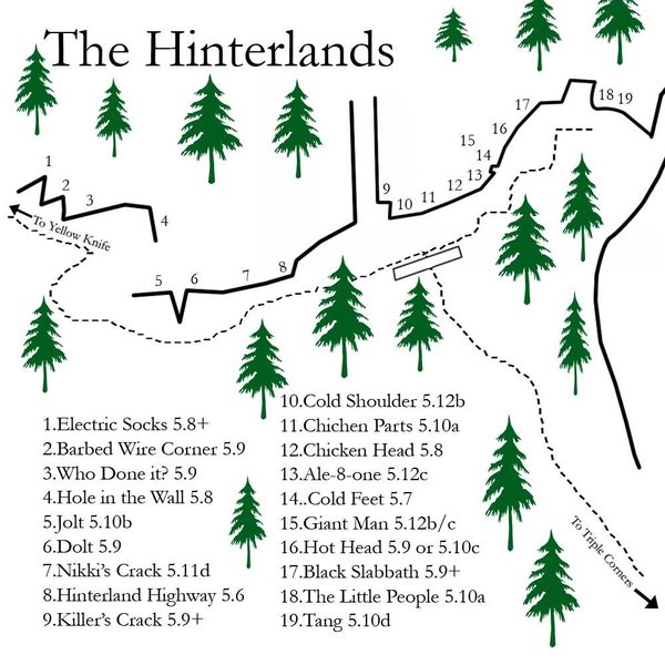The Hinterlands map... Again there are a few left out... thats ok you can use descriptions to find your way on the obscure routes :)