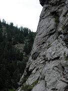 Rock Climbing Photo: Crackside2
