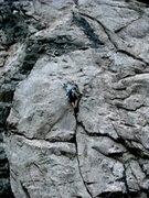Rock Climbing Photo: Crackside3