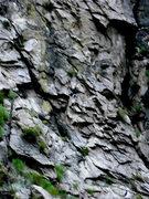 Rock Climbing Photo: CLMemorialRoute2
